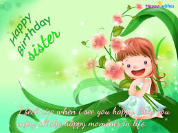 Sister Birthday Meme - happy birthday wishes for sister quotes images and memes