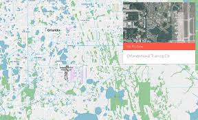 Maps Orlando by Where Not To Fly A Drone In Orlando U2013 The Official Hivemapper Blog