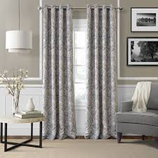 elrene julianne room darkening grommet top curtain panel n a