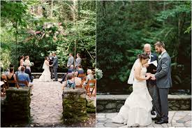 smoky mountain wedding venues mountain wedding at spence cabin in the great smoky mountains