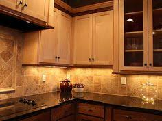 Kitchen Cabinet Upgrades by Partial Backsplash Design Pictures Remodel Decor And Ideas