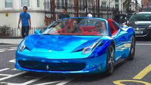 pink chrome ferrari black and blue ferrari 21 hd wallpaper hdblackwallpaper com