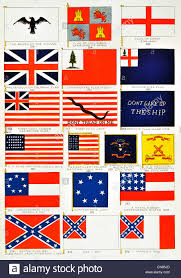 first published 1917 flag flags standard raven of the vikings