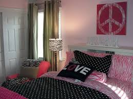 Best Girl Bedroom Images On Pinterest Bedroom Ideas Girls - Girls bedroom ideas pink and black
