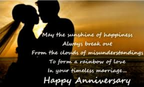 Happy Anniversary Best Wishes Messages Best Anniversary Wishes Prayers And Quotes Pinterest Message
