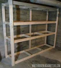 How To Make Wooden Shelving Units by Building Wood Shelves Shelves Ideas