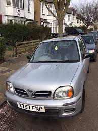 nissan micra gumtree manchester 2000 silver nissan micra s manual 3dr 1 0lt 7 months mot in