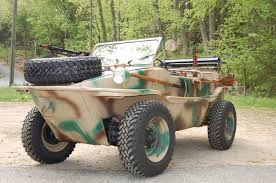vw schwimmwagen found in forest volkswagen other schwimmwagen type 166 amphibious vehicle vw