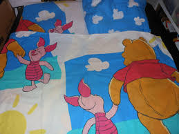 Winnie The Pooh Nursery Bedding Sets by Winnie The Pooh Vintage 1980 U0027s Twin Bed Sheets U0026 Pillow Cases
