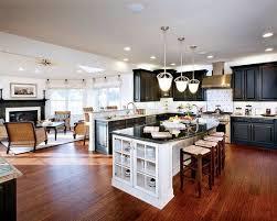 Open Kitchen Living Room Design 39 Best Kitchen Living Room Images On Pinterest Home Kitchen