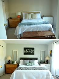 Before And After Bedroom Makeovers - master bedroom makeover reveal harbour breeze home