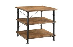 reclaimed wood end table furniture fashionwhat s old is new 10 reclaimed wood end tables