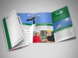 solar energy company brochure template mycreativeshop