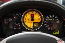 ferrari speedometer 2007 ferrari f430 f1 spider stock m6212 for sale near glen ellyn