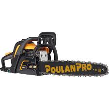poulan pro 20 in 50cc gas chainsaw 967061501 the home depot