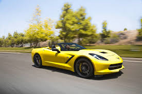 corvette stingray gold 2014 chevrolet corvette stingray z51 convertible first test