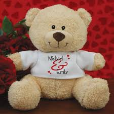 valentines day teddy bears personalized s day teddy bears valentines stuffed