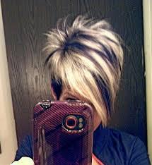 short chunky hairstyles chunky highlights hair pinterest chunky highlights