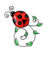 14 ladybug tattoos designs