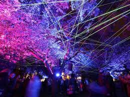 el festival winter lights tiñe londres de luz y color