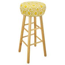 Kitchen Chair Cushions Walmart Kitchen Design Yellow White Bar Stool Round Cushion Best Bar
