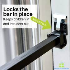 Security Patio Door Sliding Door Security Bar Ebay