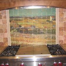 kitchen backsplash rustic backsplash kitchen tiles design mirror