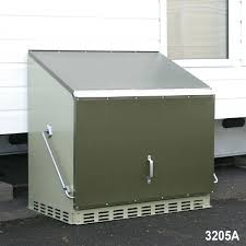 Outdoor Metal Storage Cabinet Metal Weather Proof Storage Boxes