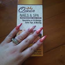queen nails u0026 spa 70 photos u0026 51 reviews nail salons 3542 w