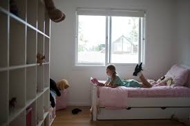 how living accommodations impact child custody