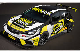 griffin vauxhall vauxhall astra to compete in british touring car championship in
