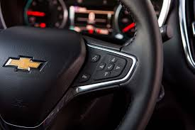 chevrolet equinox 2017 interior back to back 2018 chevrolet equinox 2 0t awd premier and 1 5t fwd