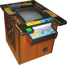 Ms Pacman Cabinet Purcellville Pinball And Slots Llc