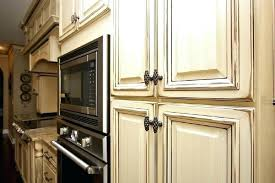 Painted Glazed Kitchen Cabinets White Painted Glazed Kitchen Cabinets Antique Pictures Islands The
