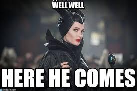 Maleficent Meme - well well maleficent meme on memegen