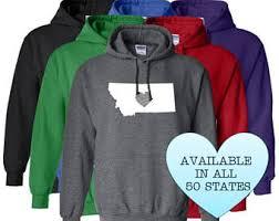 montana sweatshirt etsy