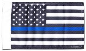 Car Antenna Flags Buy Thin Blue Line Usa 5 5