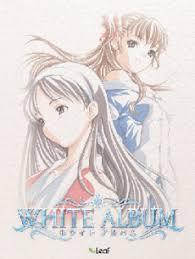 white photo album white album visual novel