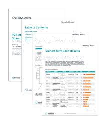 nessus report templates pci vulnerability scanning report sc report template