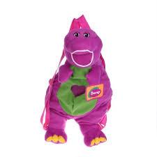 Barney And The Backyard Gang Doll Compare Barney The Dinosaur Talking Interactive Vs Cute Purple