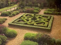 tudor garden design