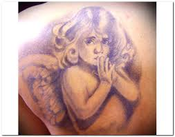 angel tattoos and designs page 254