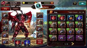download game kritika mod apk data the white knights 2 43 3 mod apk data full premium for android