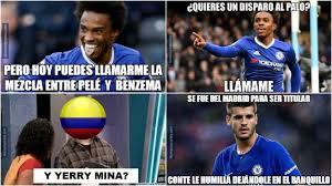 Chelsea Meme - los memes del chelsea barcelona