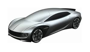 supercar drawing future vw electric car concepts revealed in patent drawings