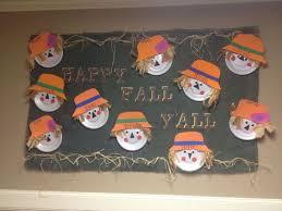 happy fall bulletin board classroom ideas and decoration
