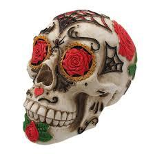 sugar skulls for sale day of the dead sugar skull dapper cadaver props