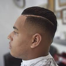 black men comb over hairstyle 40 latest side parted men s hairstyles