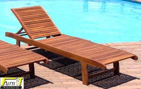 Wooden Outdoor Chaise Lounge Chairs Wooden Chaise Lounge Chairs Wood Pool Lounge Wood Pool Loungers