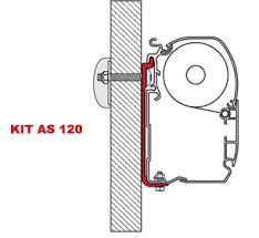Fiamma Awning F45 Accessories Fiamma F45 Awning Adapter Kit As 120 Awning Adaptors Awnings